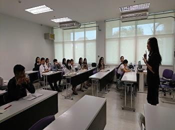 Airline Business alumni code 58 visited the SSRUIC