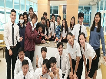 Airline Business students' activity in class